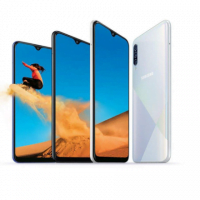 4 12 200x200 - گوشی موبایل سامسونگ مدل Galaxy A30s SM-A307FN/DS دو سیم کارت ظرفیت ۱۲۸ گیگابایت