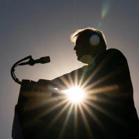رئیس جمهور آمریکا، دونالد ترامپ